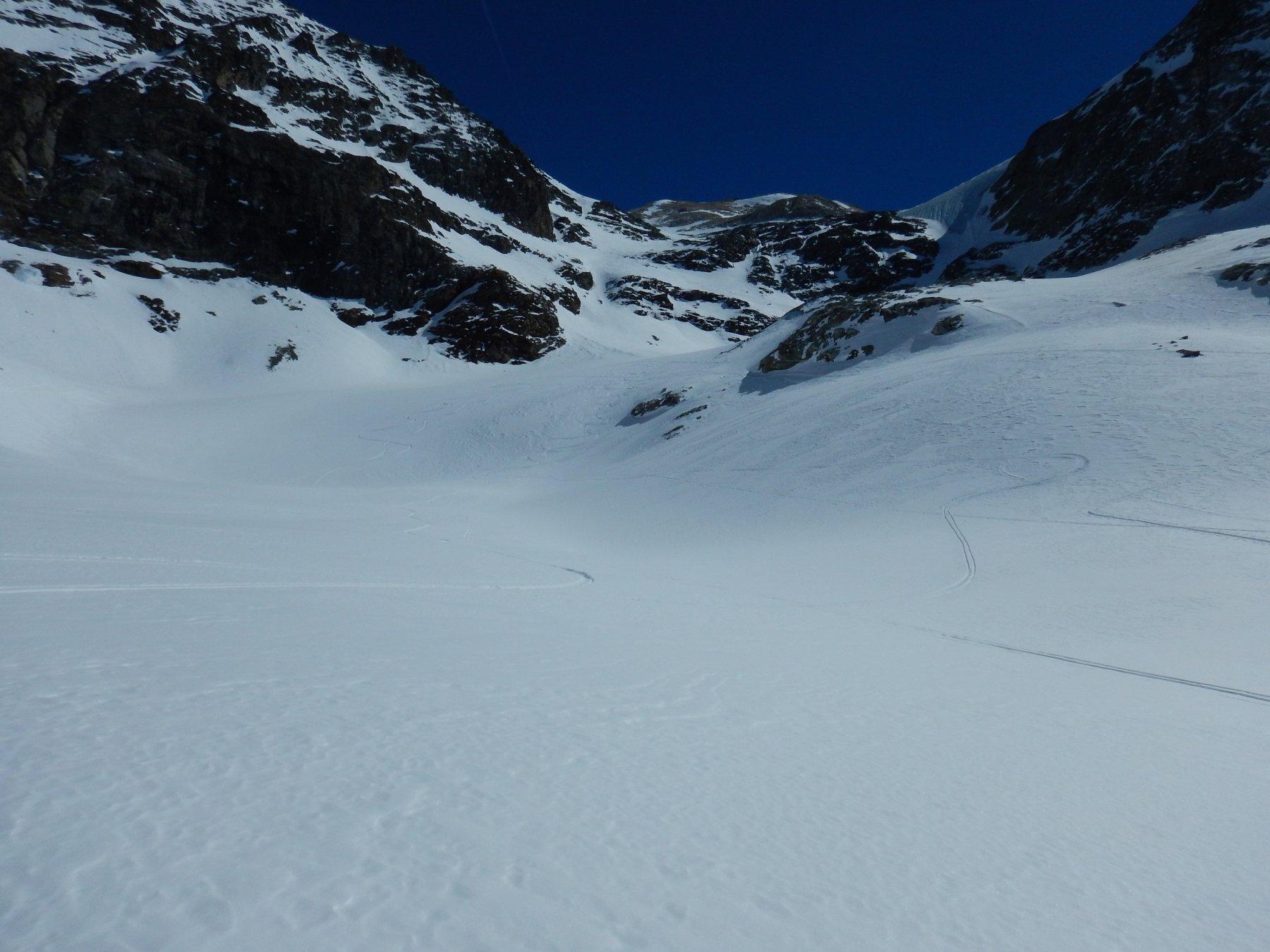 Creton (Mont Blanc du) dalla Diga di Place Moulin 2019-03-23