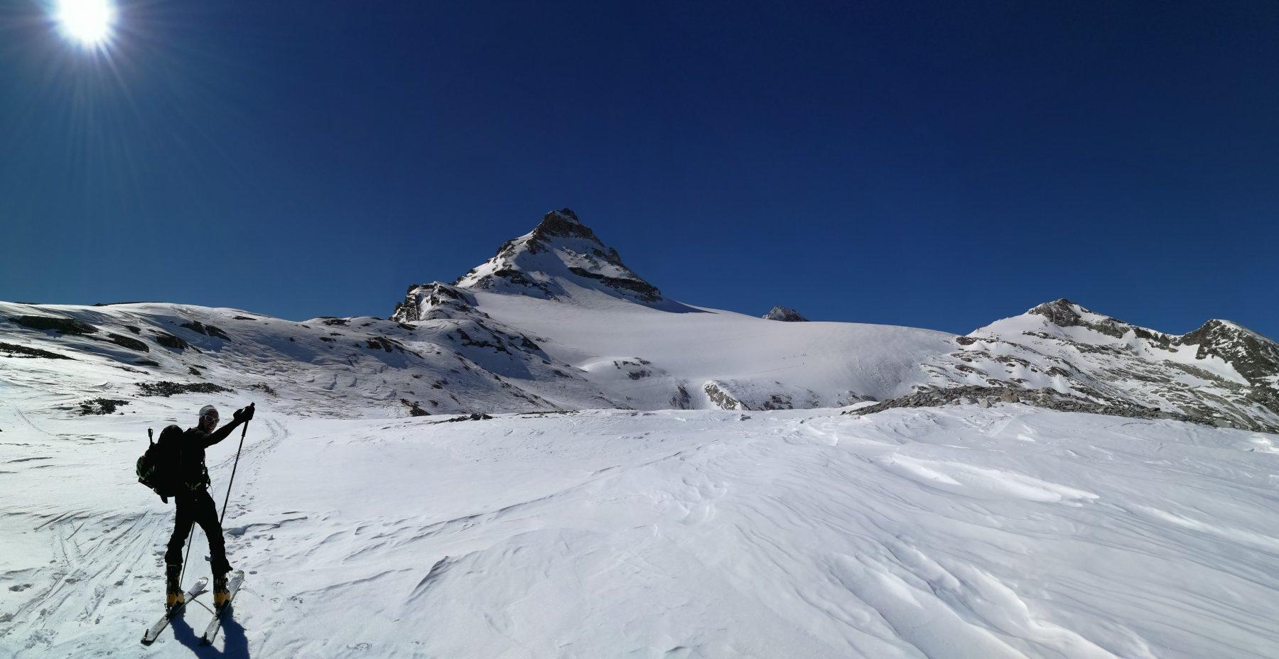 Il ghiacciaio di Goletta