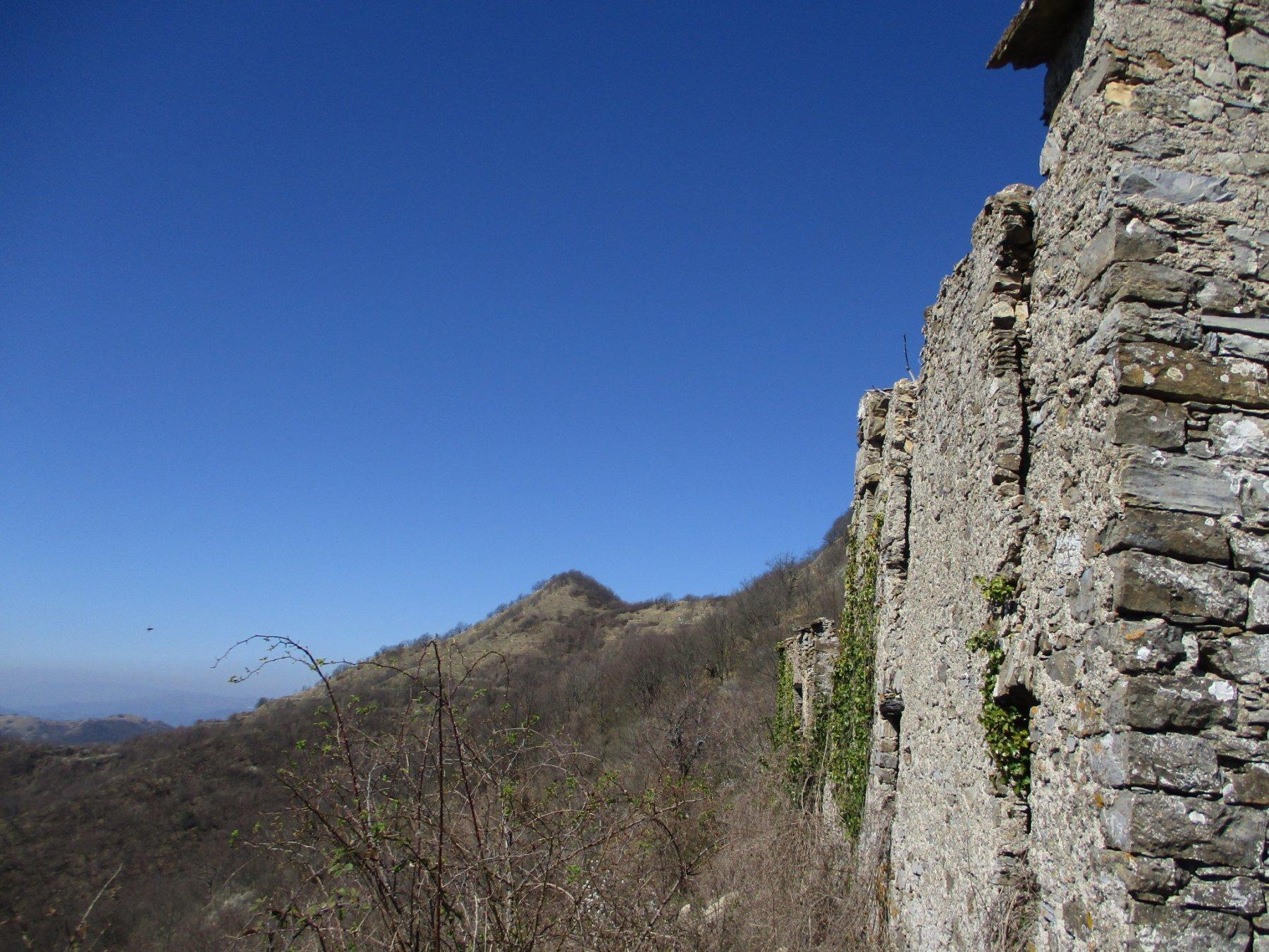 Monte Bano da Casa Teitin