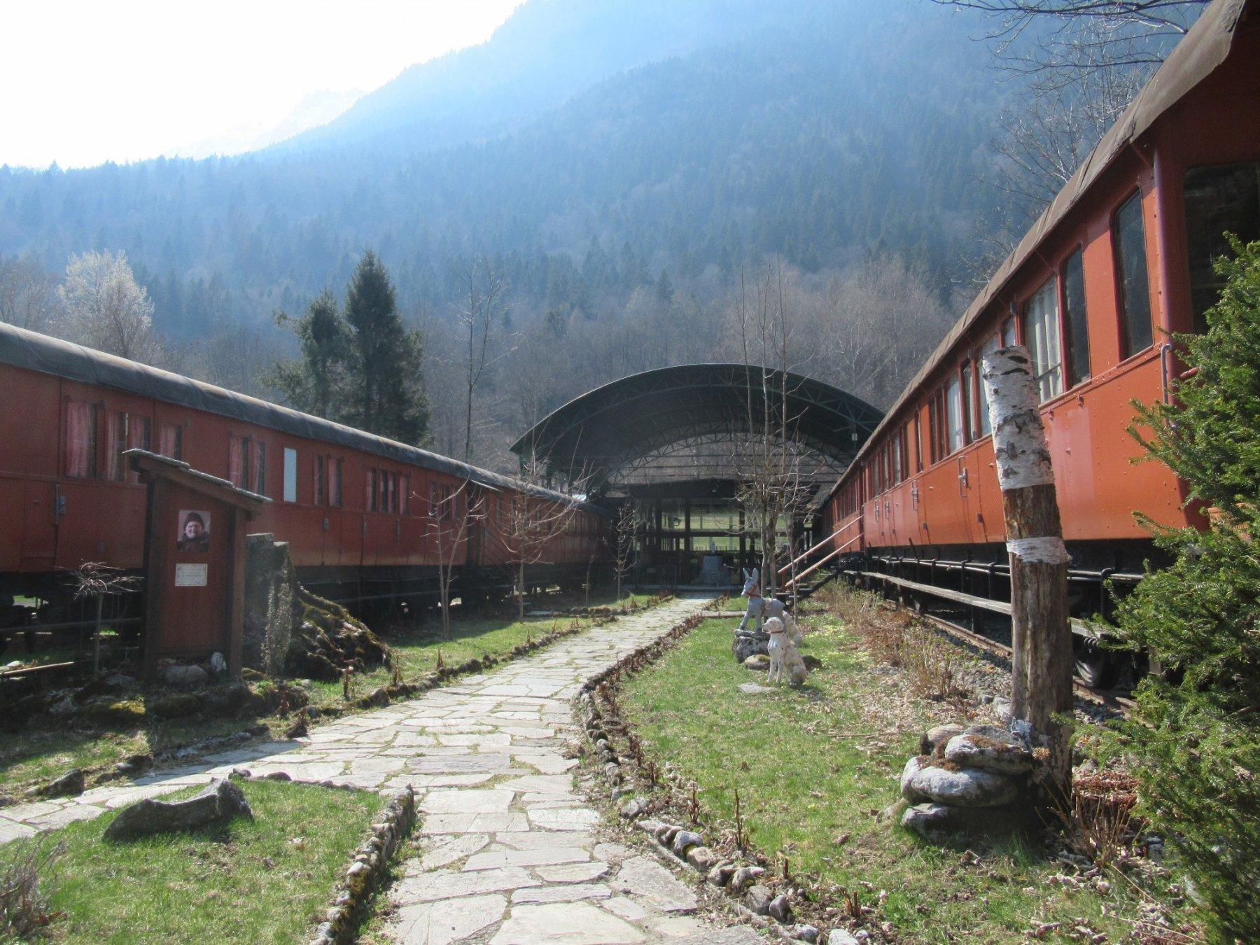 Villaggio Turistico Il treno dei Bimbi