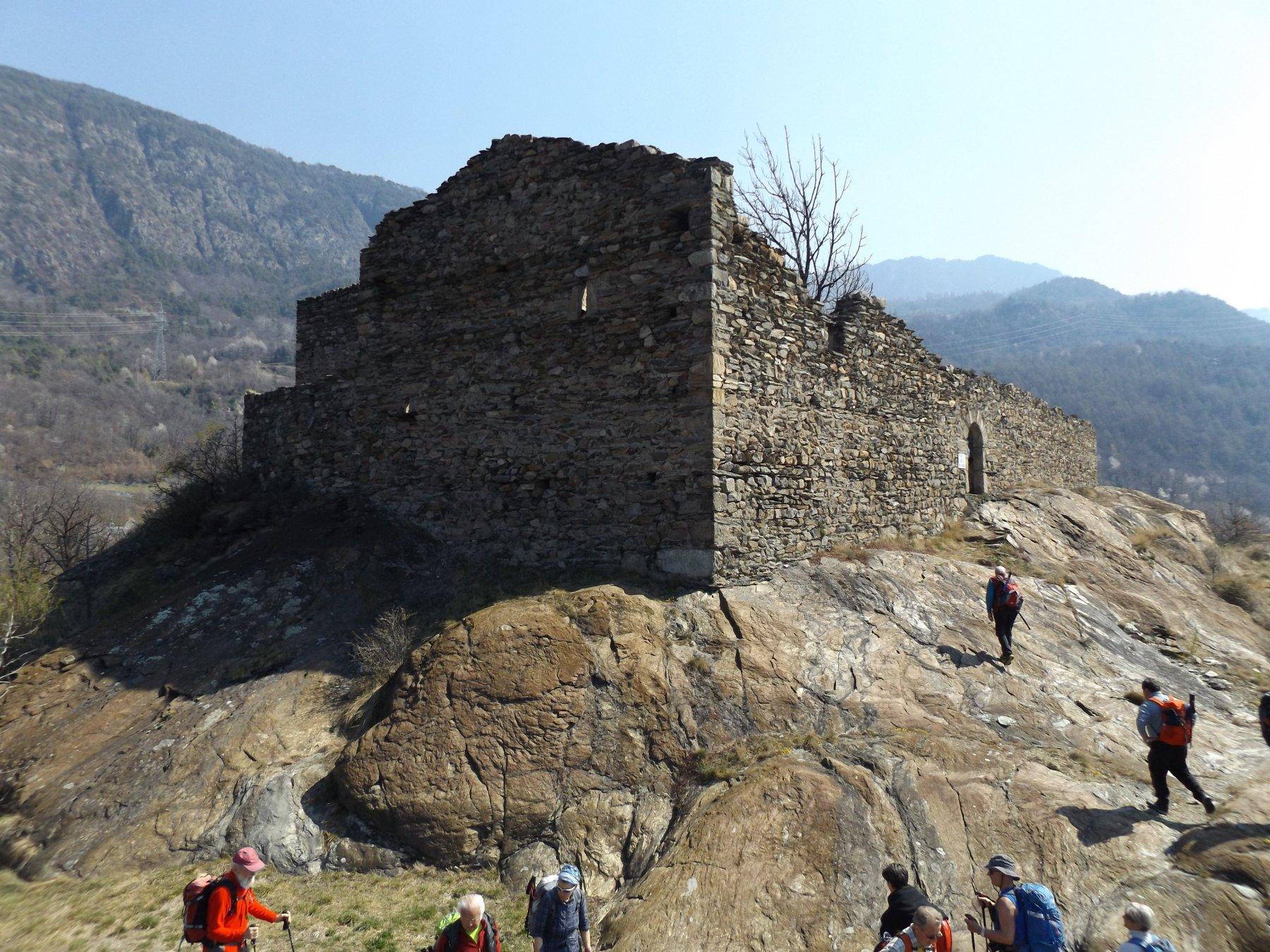 Castello di Chemonal