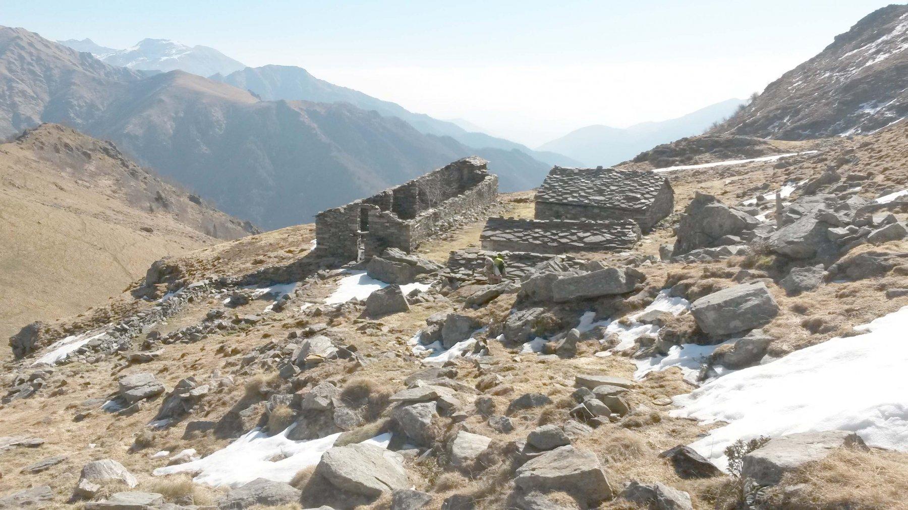 Alpe Arzola 1797 m.