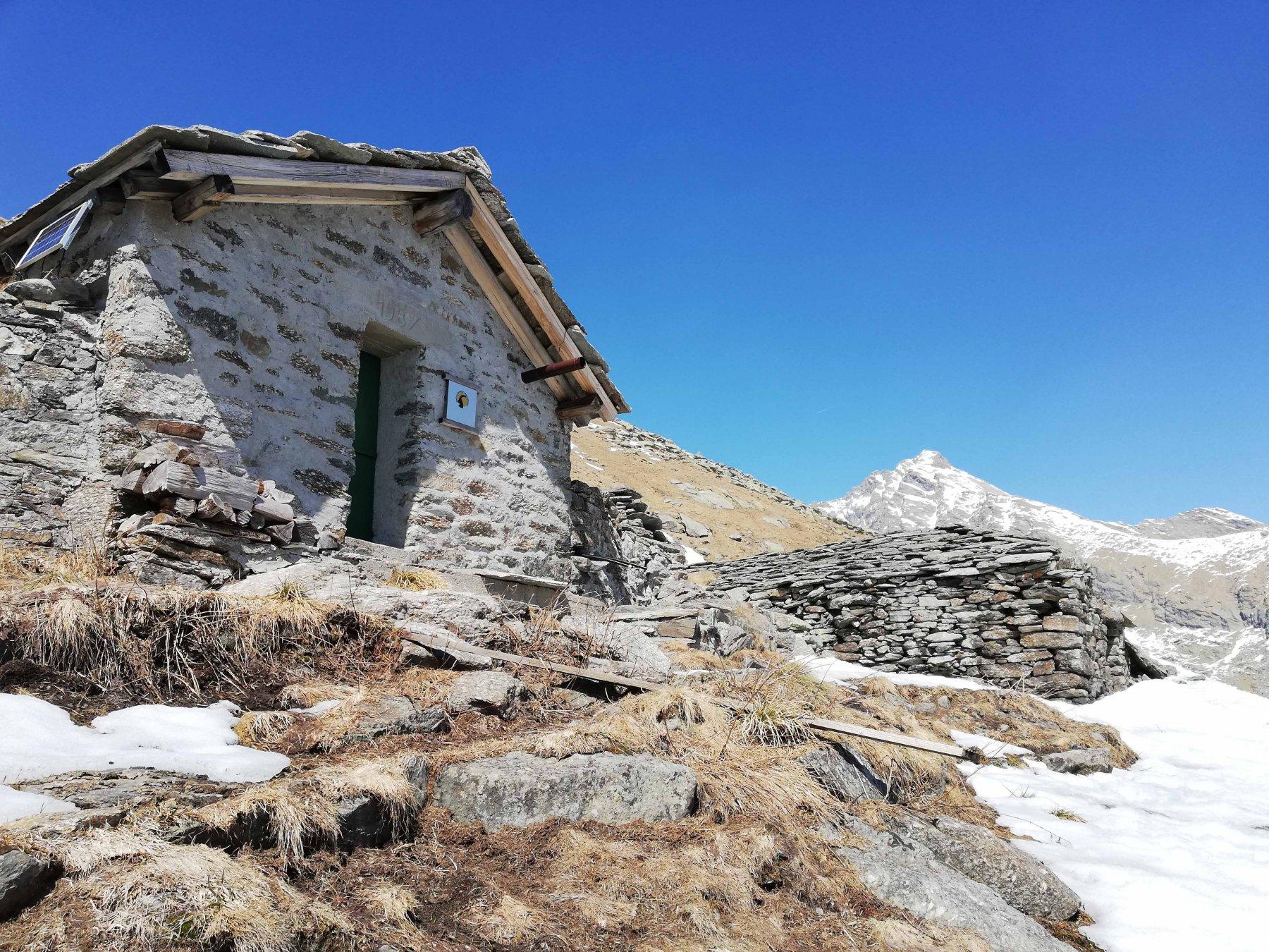AlpeTestona e Casotto PNGP .2212 m.
