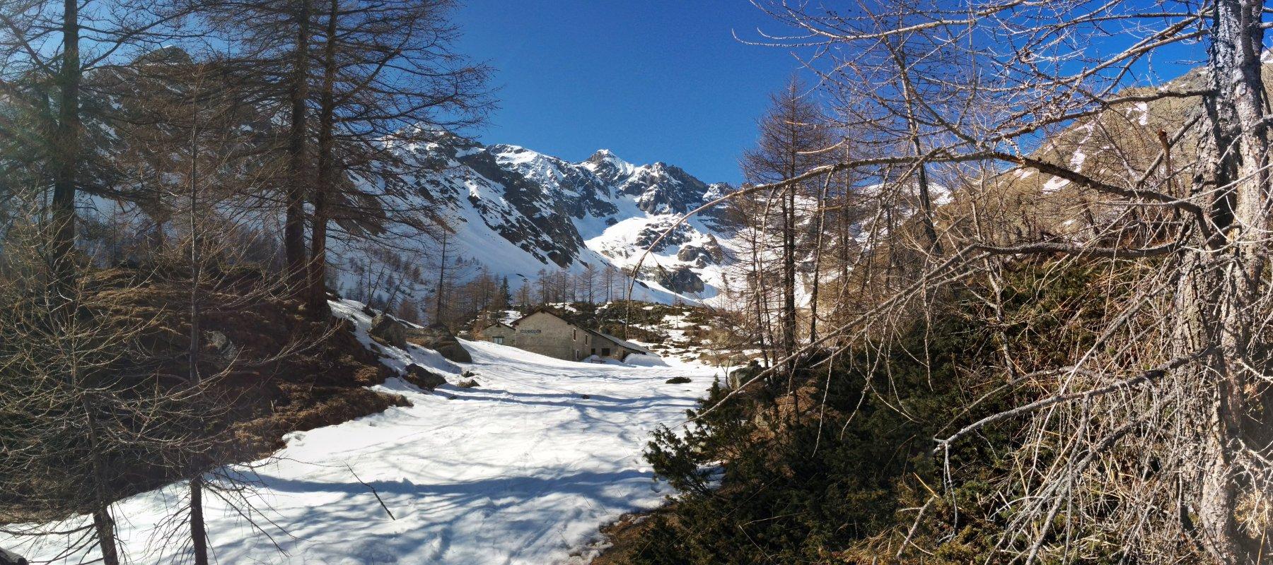 L'Alpe Gran Chemin