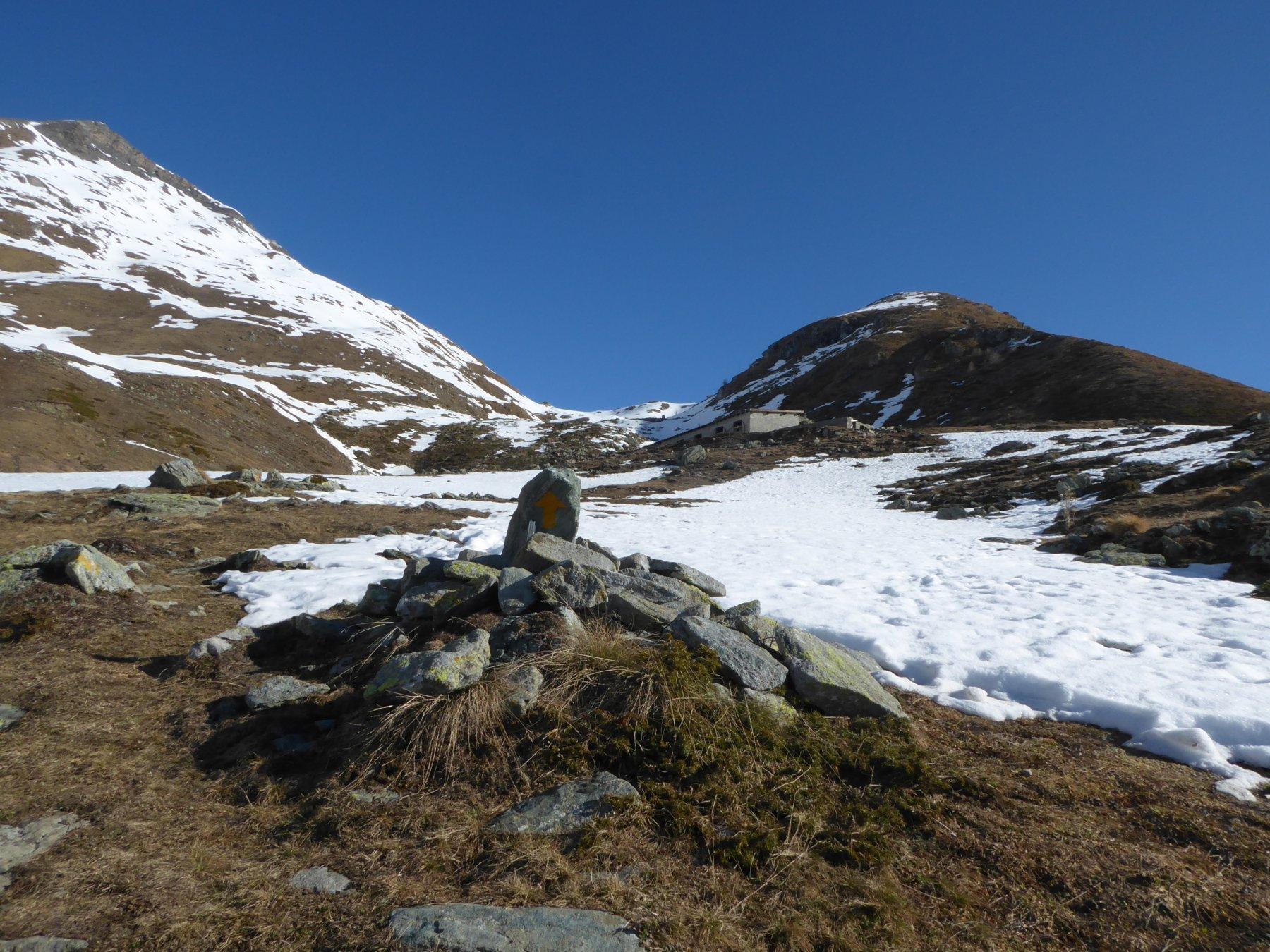 col Vascoccia dall'alpe omonima