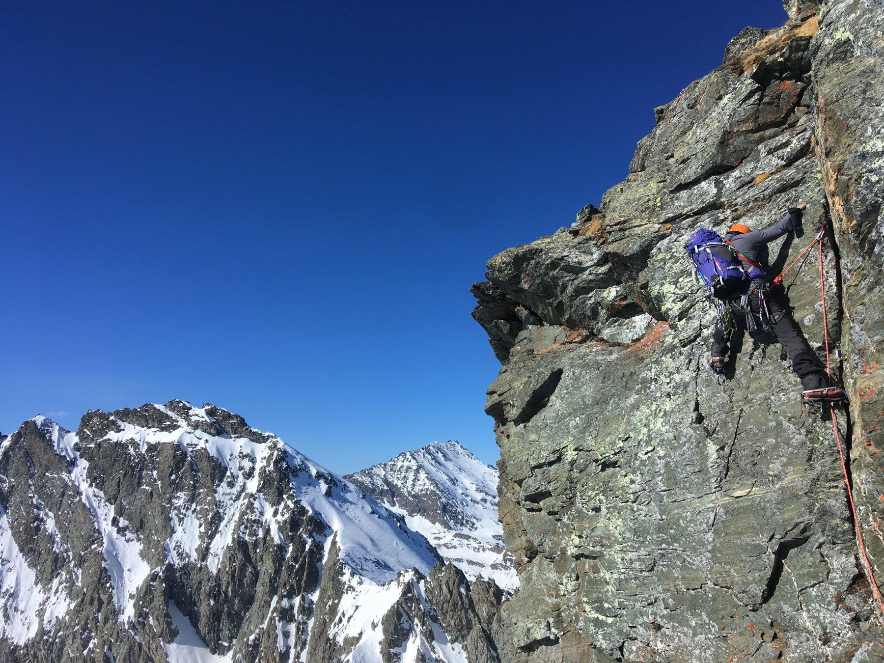 Meidassa (Monte) Canale SO e Cresta S 2019-03-31