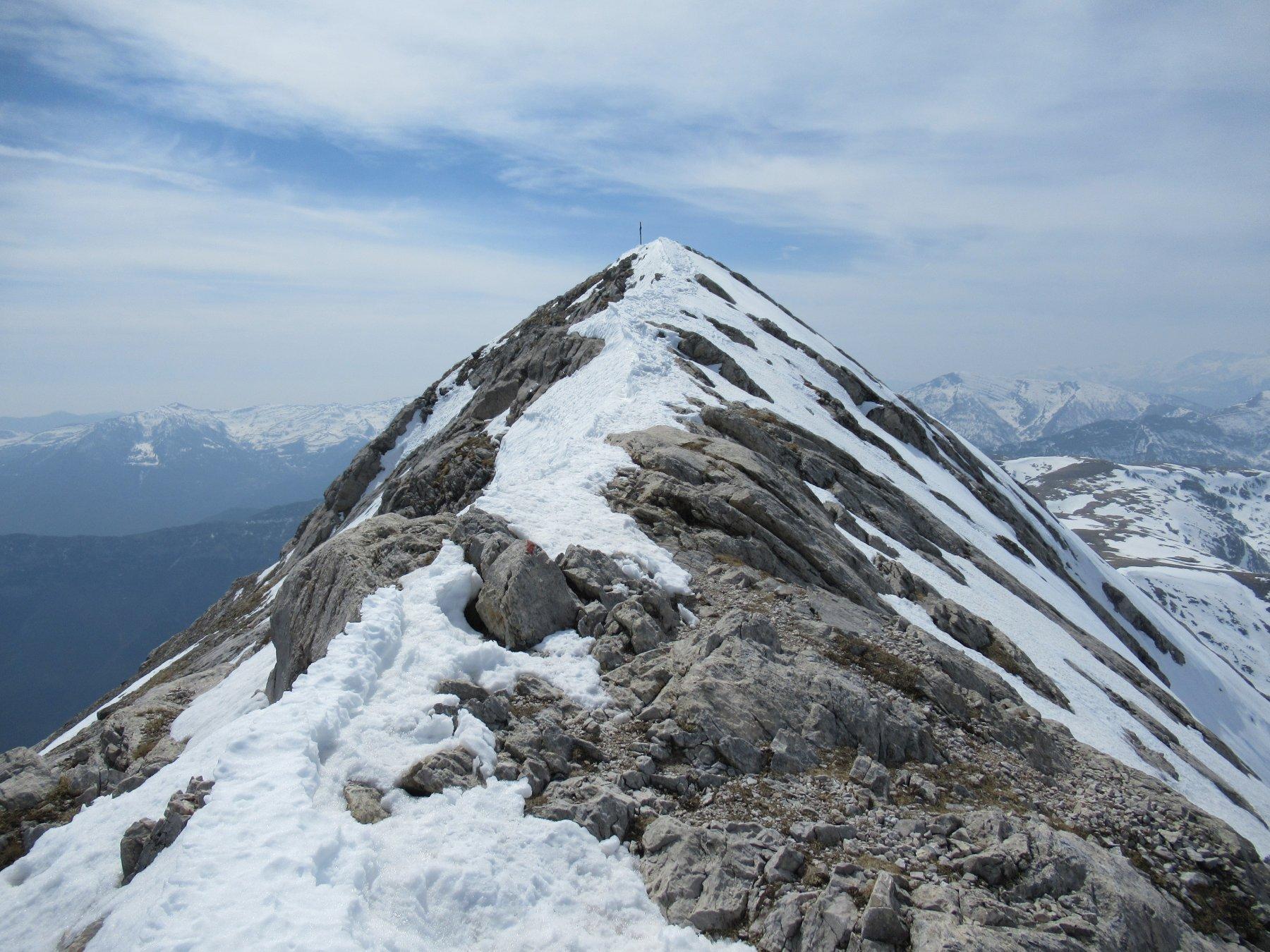 Cresta del Mongioie