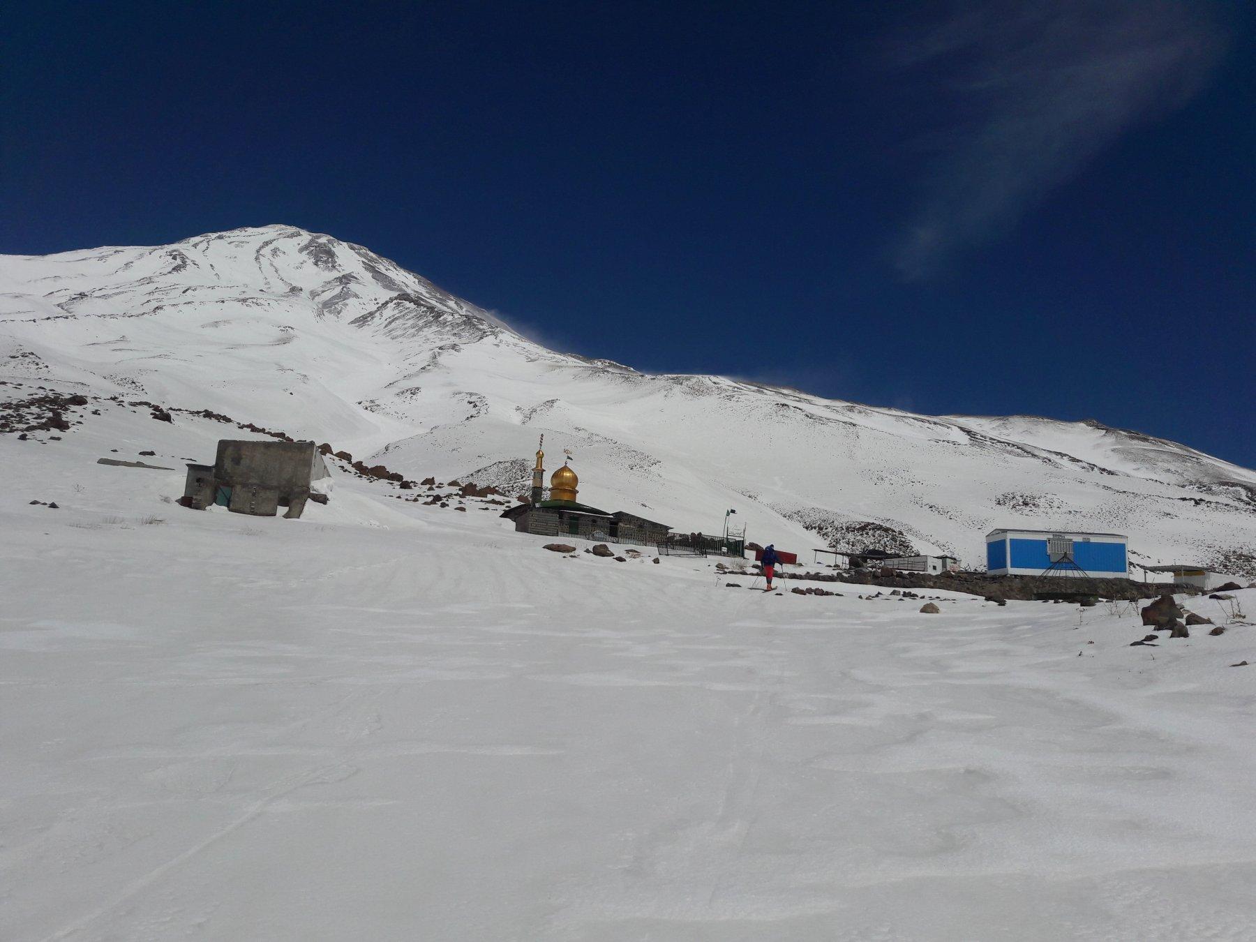 Damavand (Monte) dal Versante Sud 2019-04-05