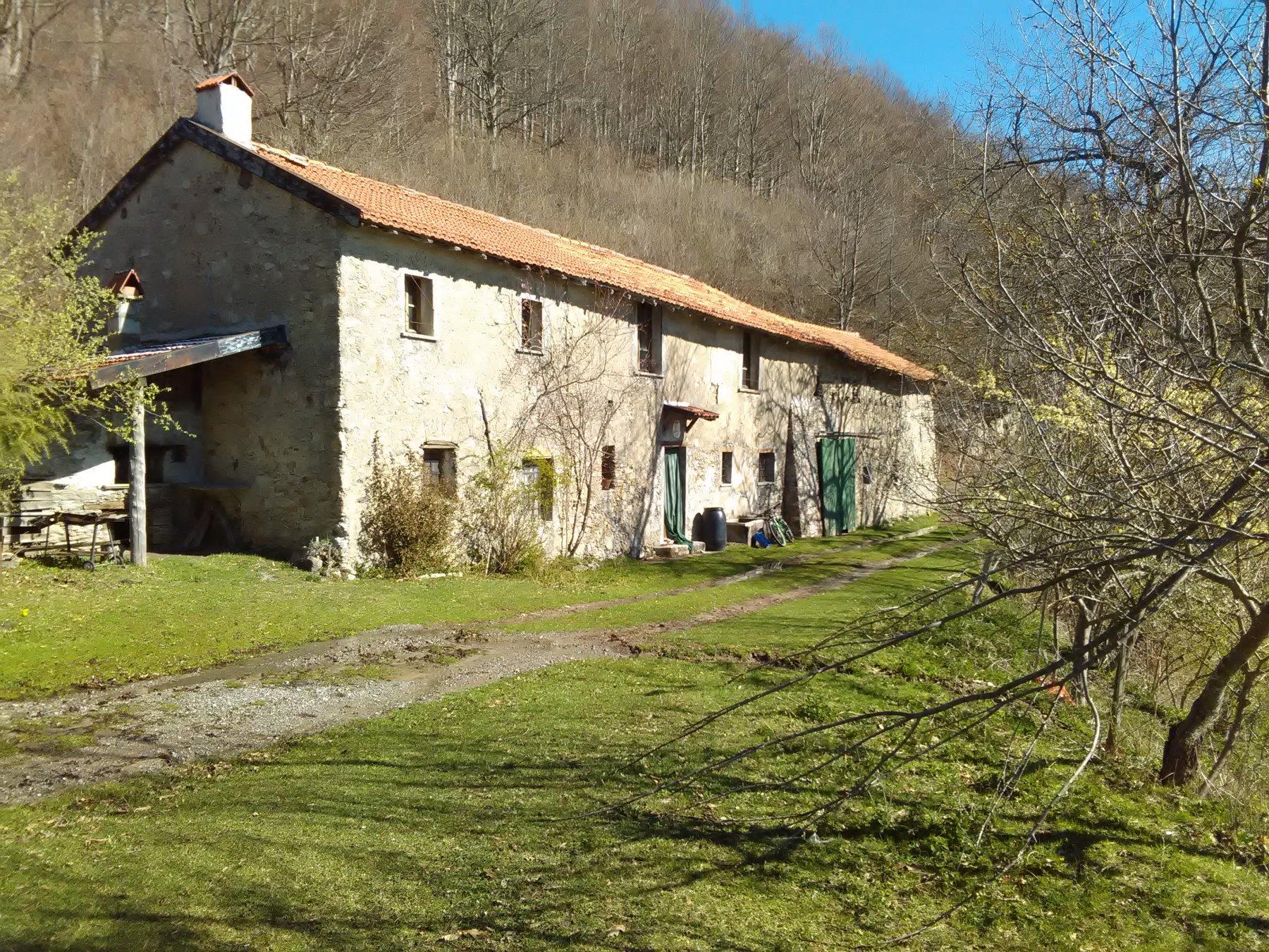 Schenasso (Bric) da Calizzano, giro per Brigneta, Dondella, Sciorta, Muschieto 2019-04-05