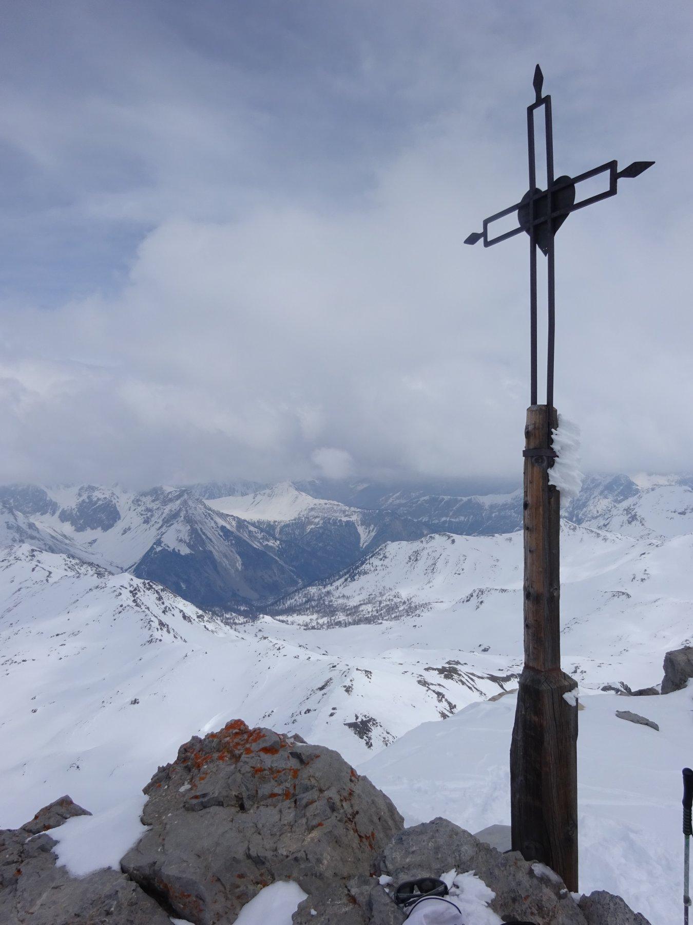 Croce di vetta della Grand Area