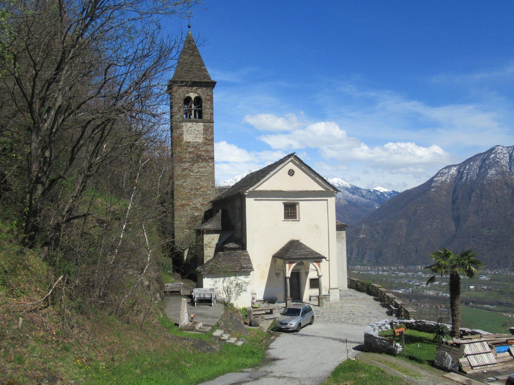 Tappia Chiesa di San Zenone