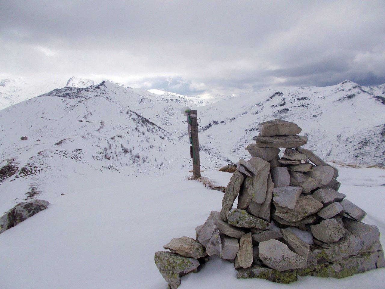 cima del Monte Merdenzone