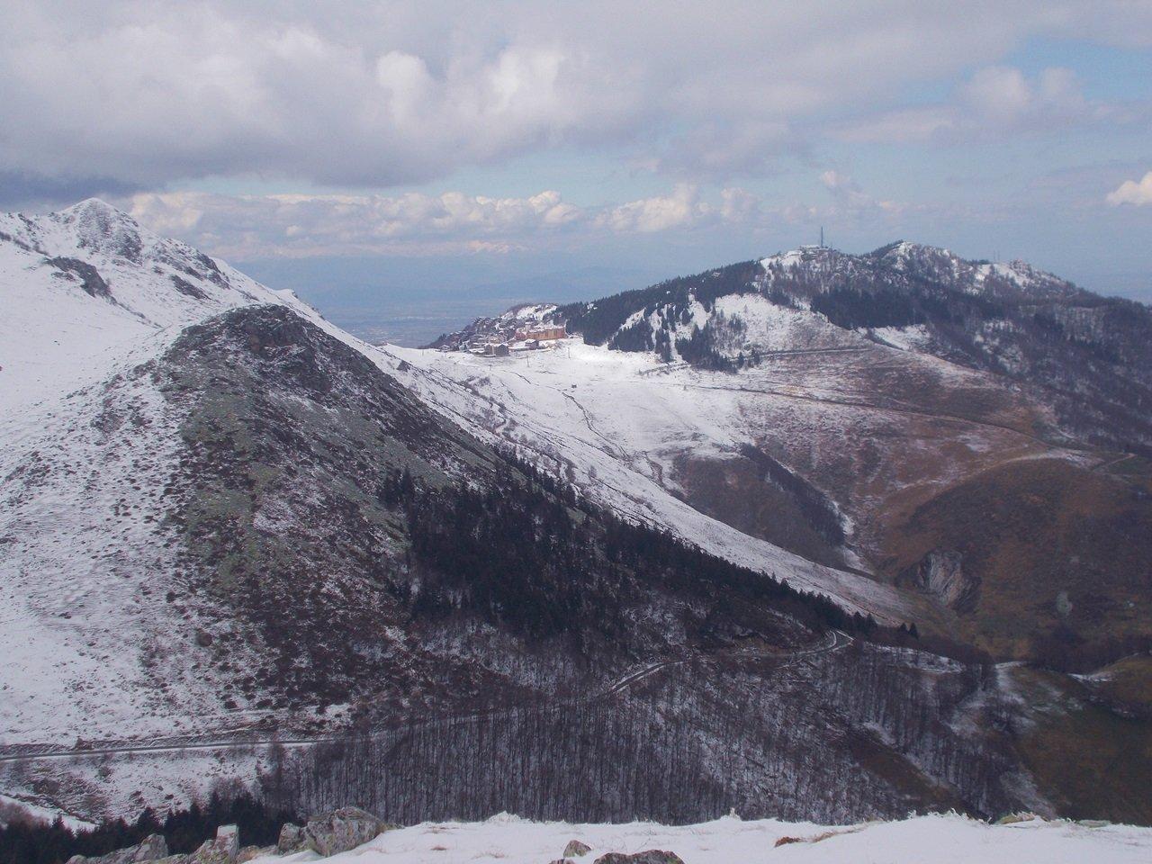 vista su Prato Nevoso