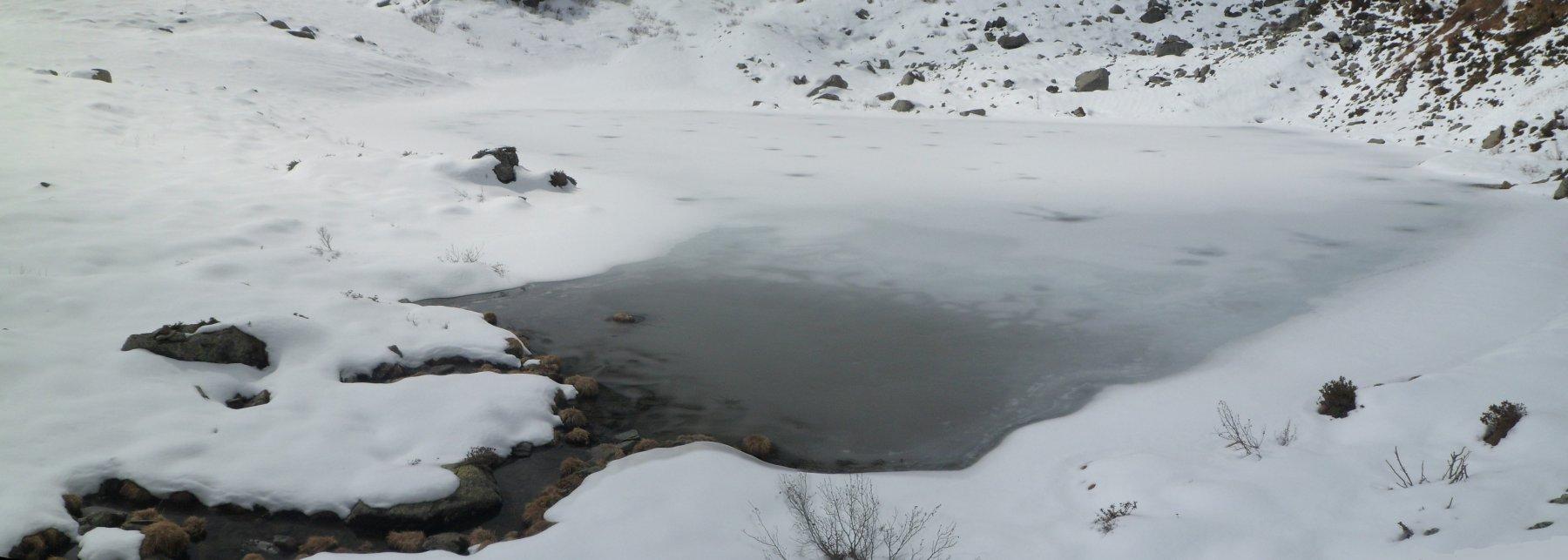 Pratofiorito (Lago di) da Gavie 2019-04-20