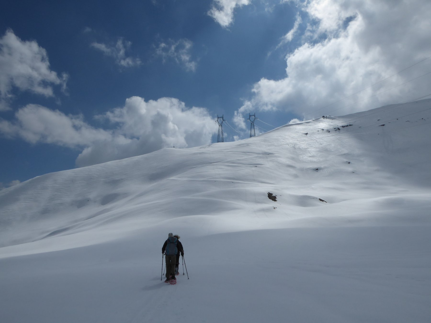 Rossa (Cimetta)da Mont Blanc per Dondena 2019-04-20