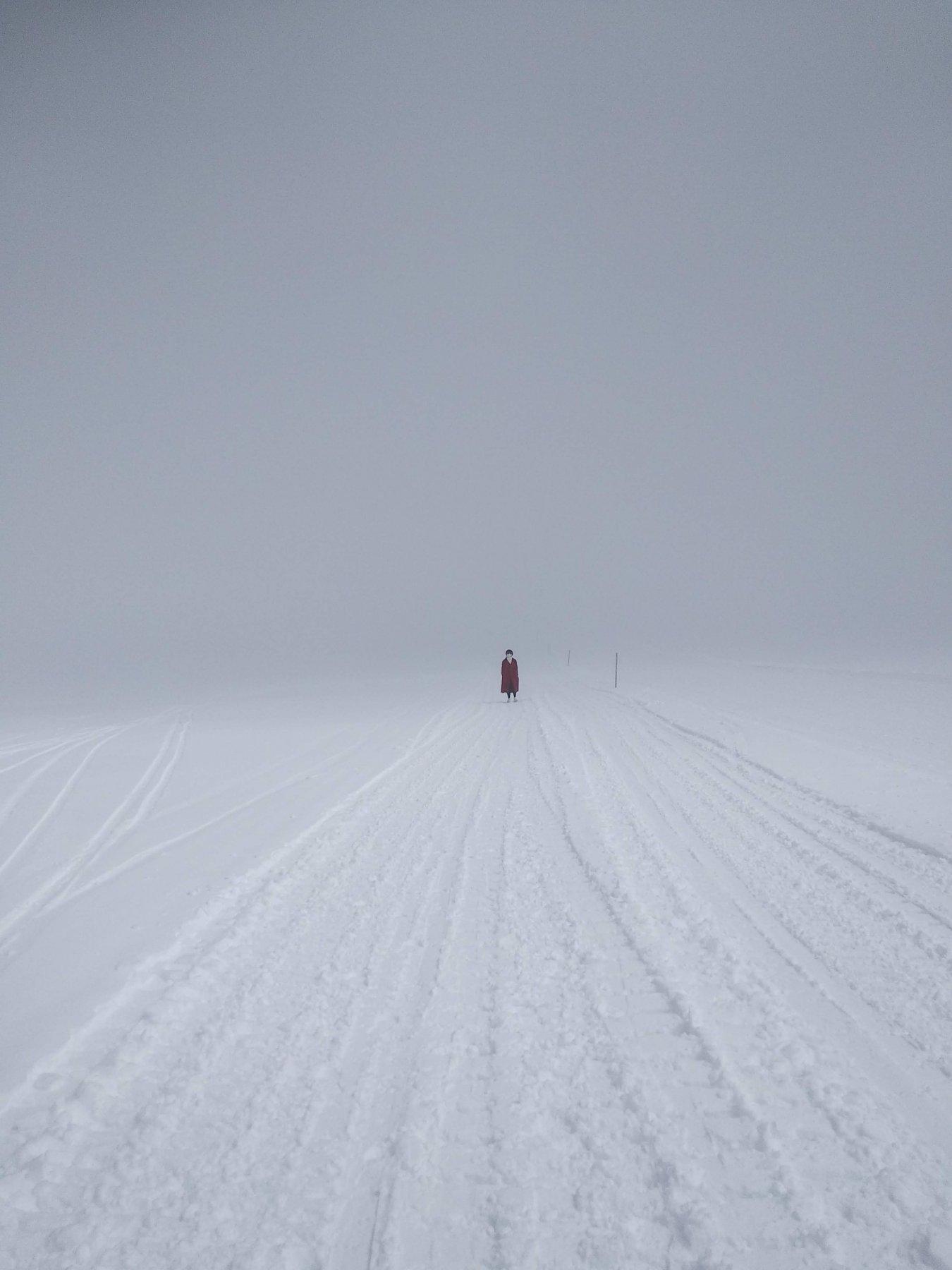 un fantasma a 3500 metri