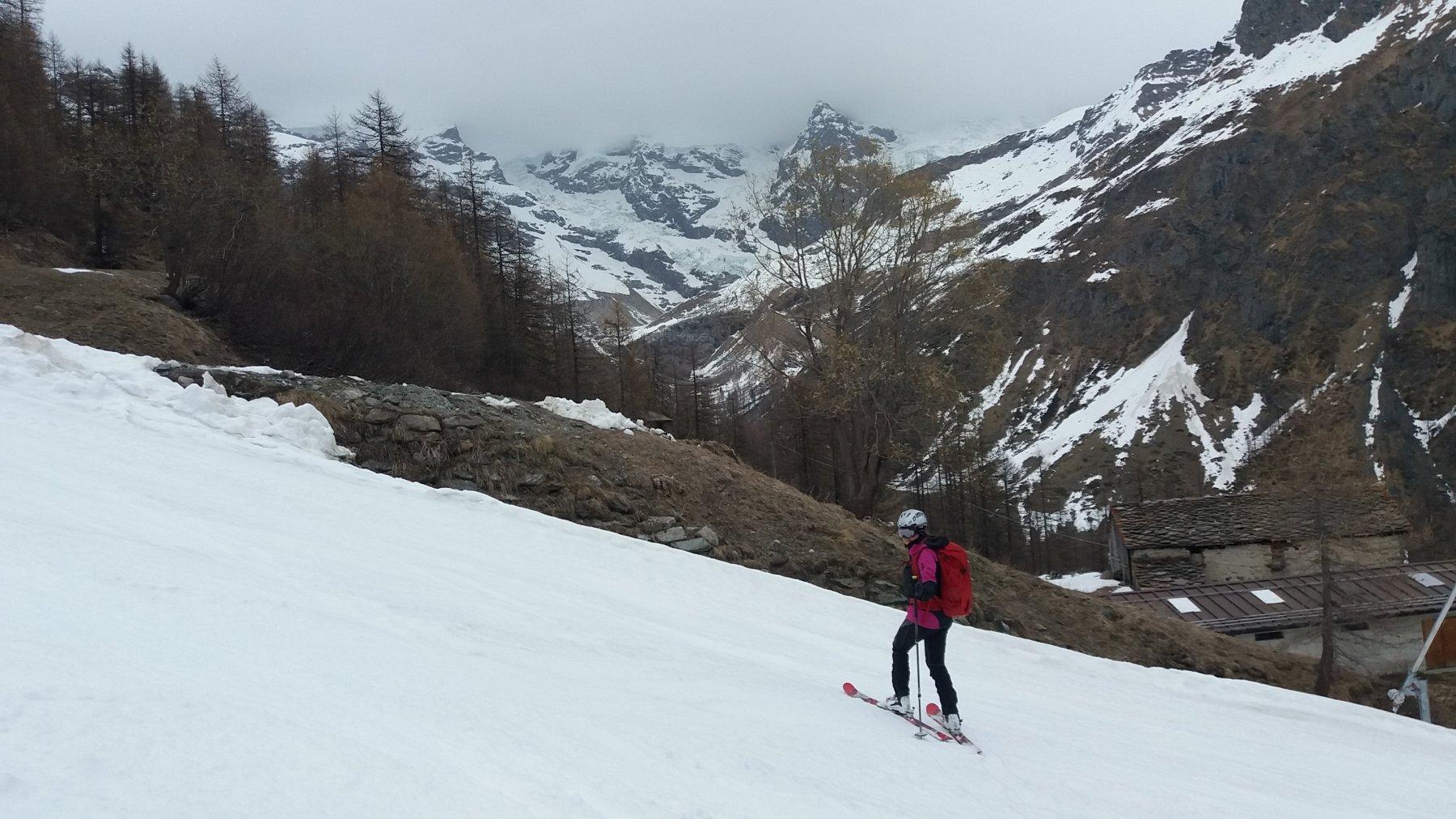 Una bella Pasquetta sugli sci
