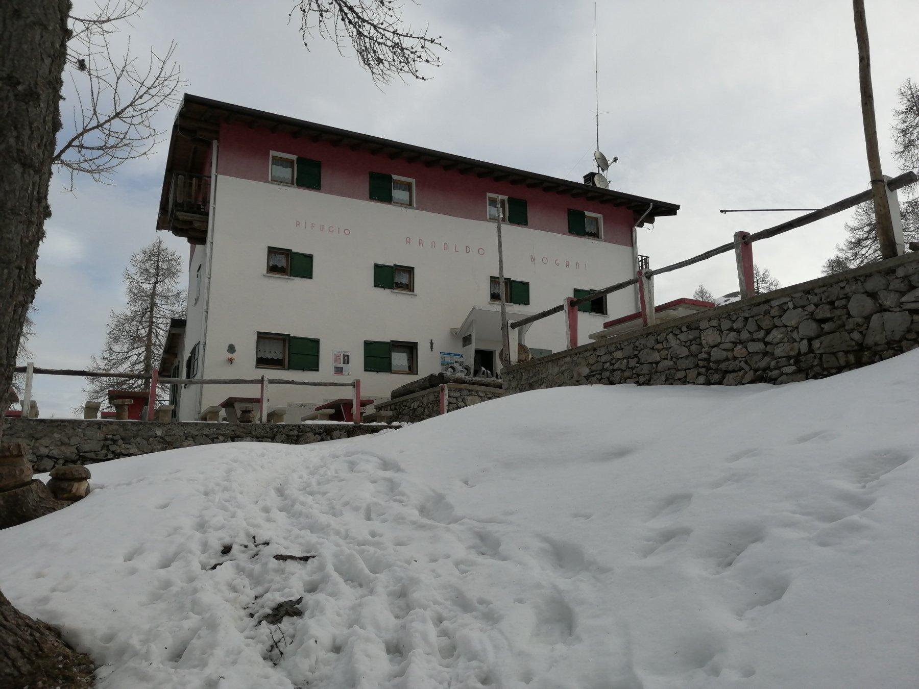 rifugio Bogani