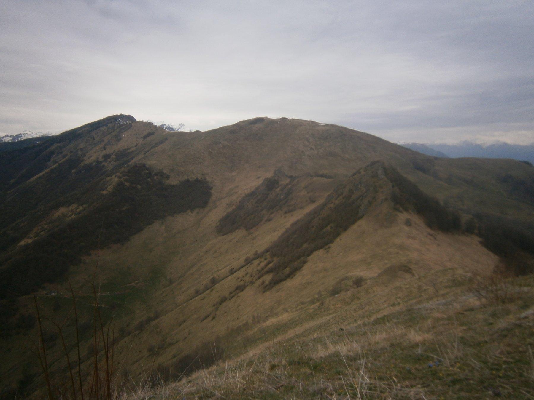 Beccas del Mezzodì e Alpe di Rittana