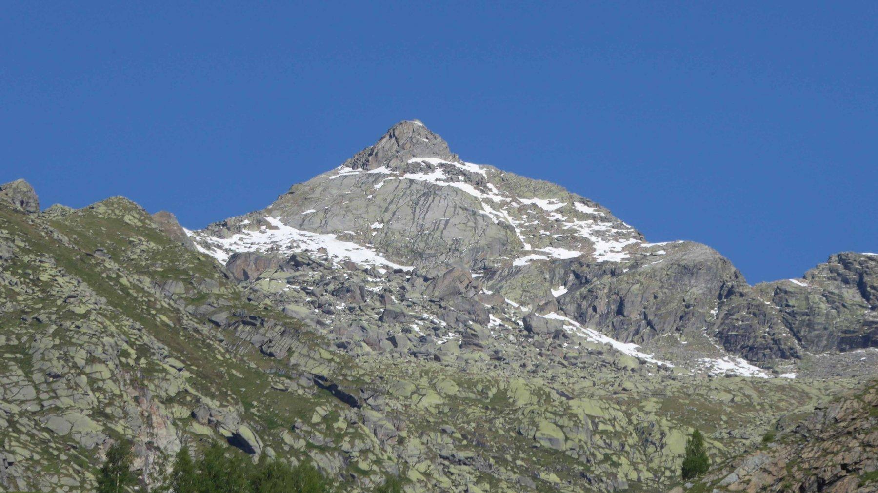 Saler (Cima) dal Santuario di Prascondù 2019-04-26