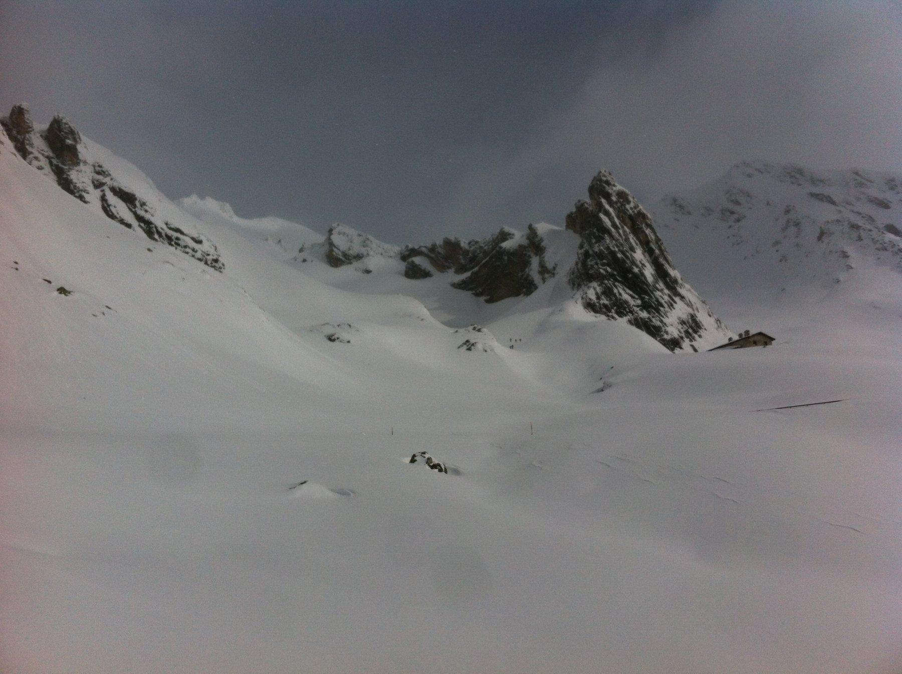 montagna Baux