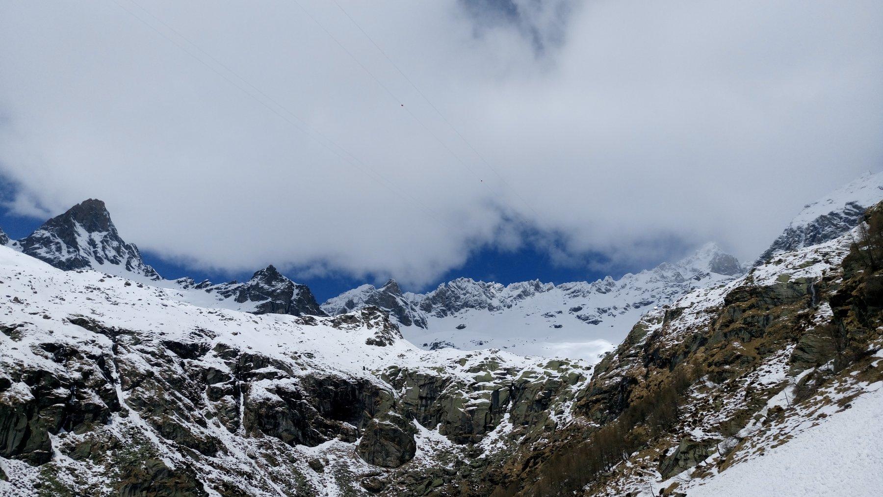 Panorami in Val di Piantonetto
