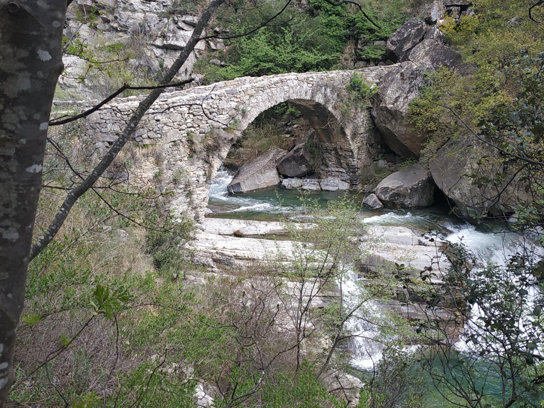 Ponte Pau.