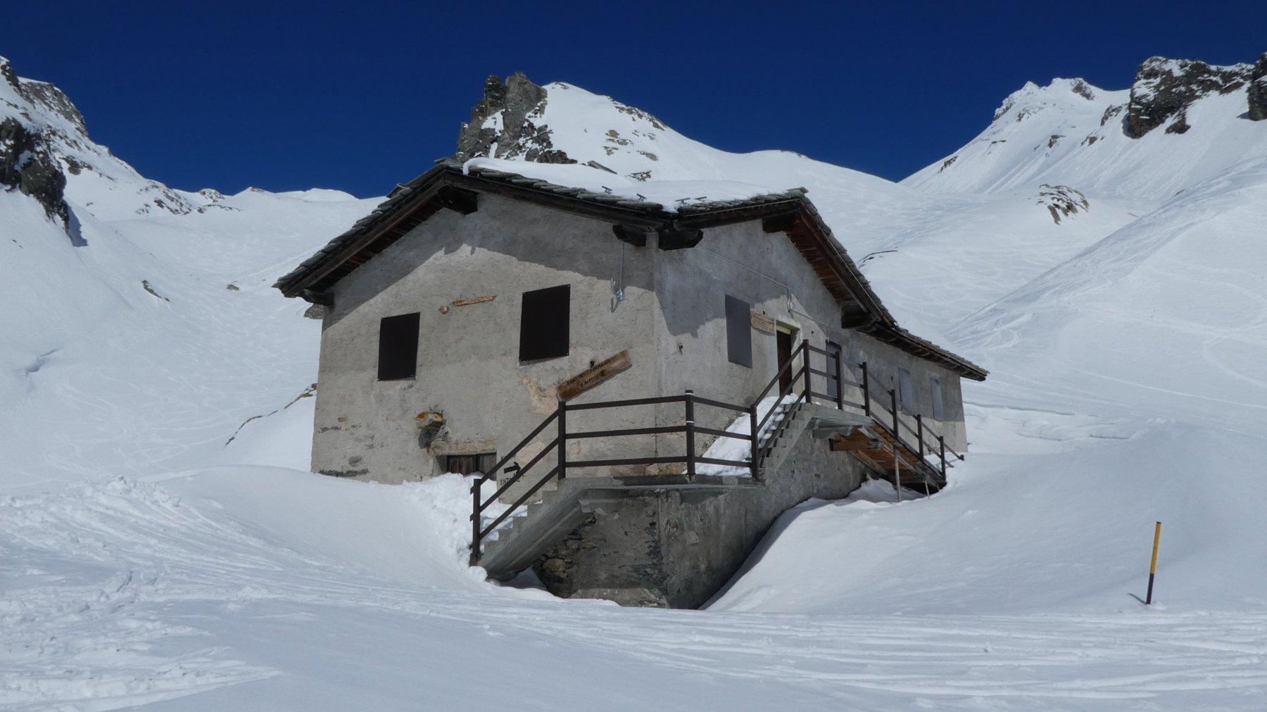alpeggio Montagna Baus m. 2369