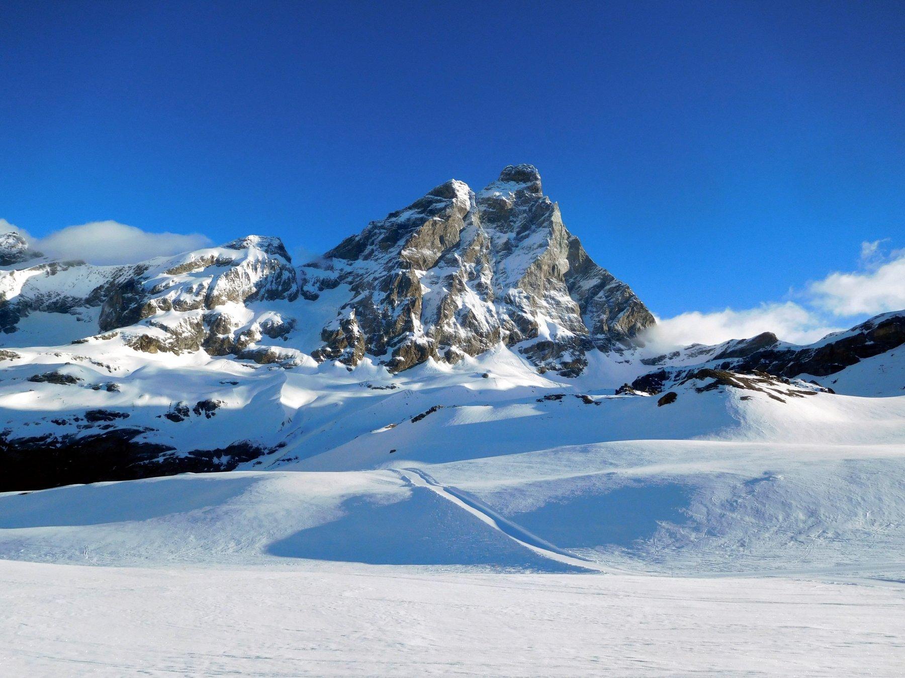 omaggio ad una delle montagne più belle