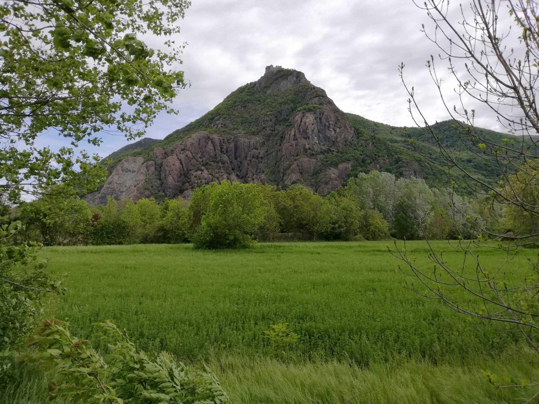 Bassa Val di Susa e Val Messa da Rivoli lungo la Dora Riparia 2019-05-05