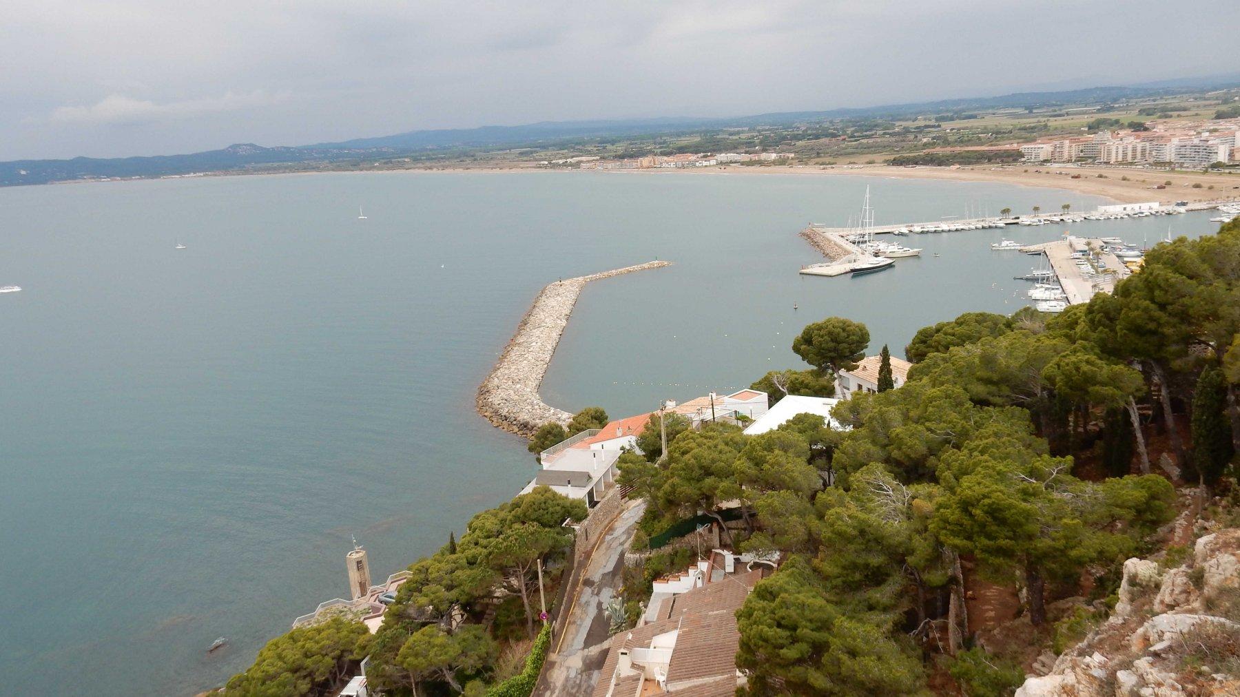 Panorama sul l'Estartit.