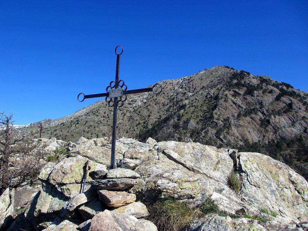 Croce Camulà e monte Rama