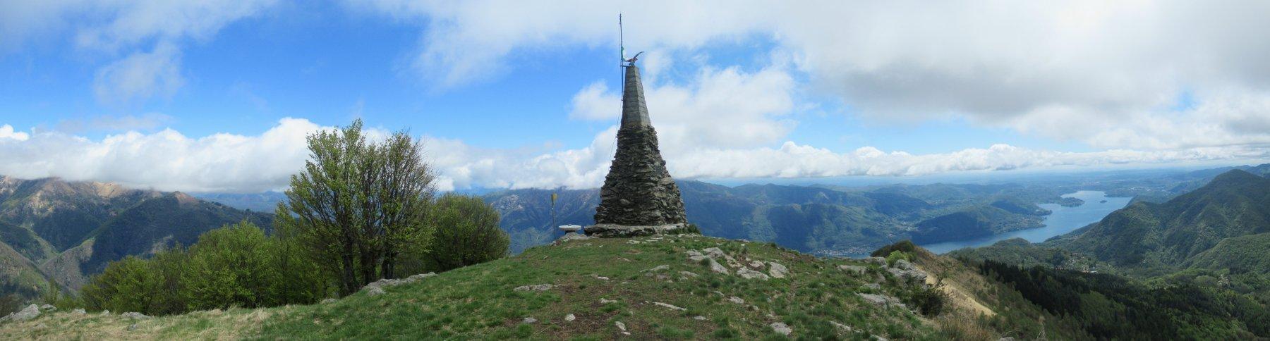 La cima del Mazzoccone