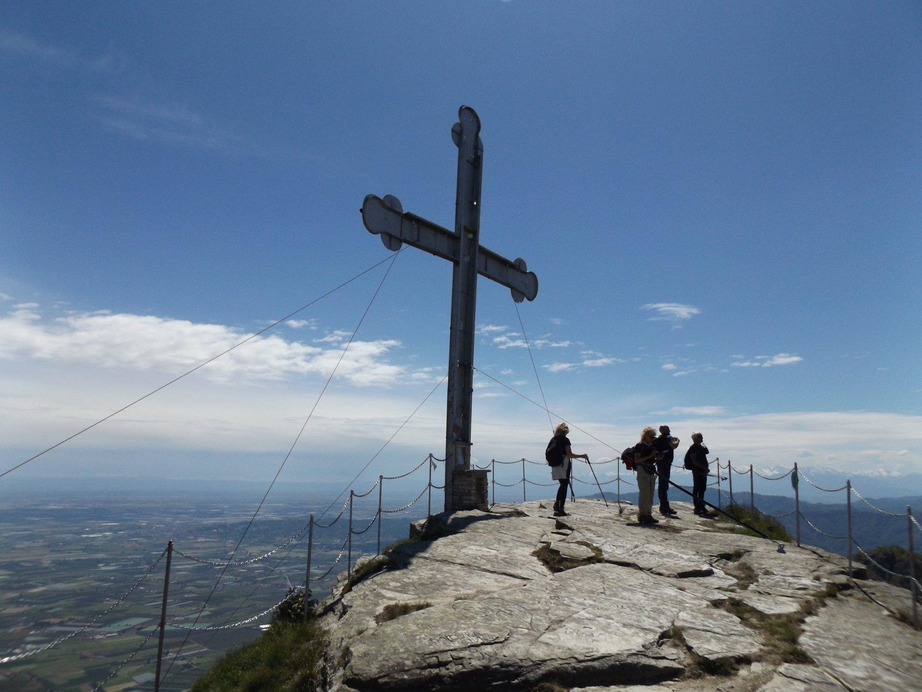Monte Bracco - Croce di Envie