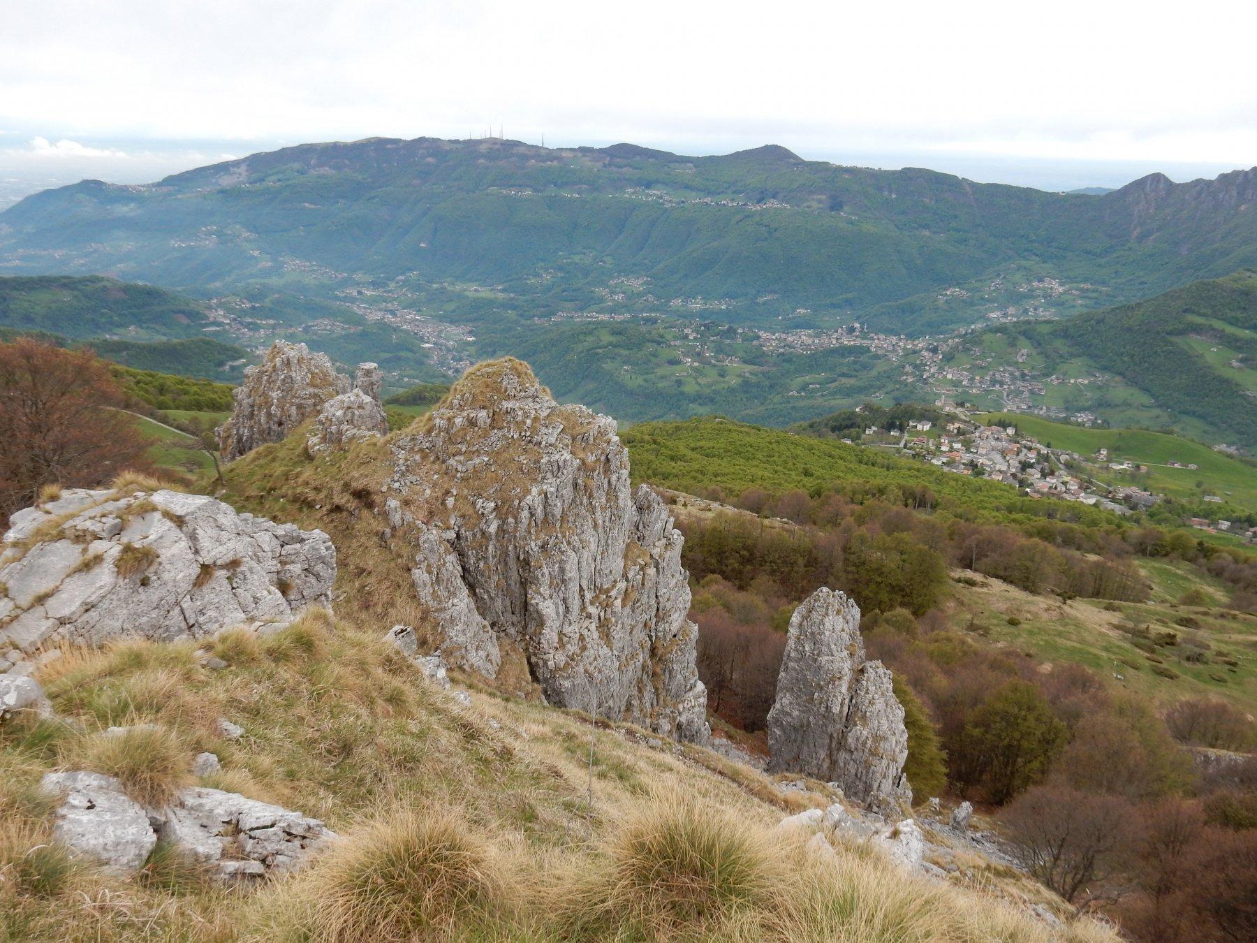 Foto dai Canti ,Fuipiano e Valle Imagna.
