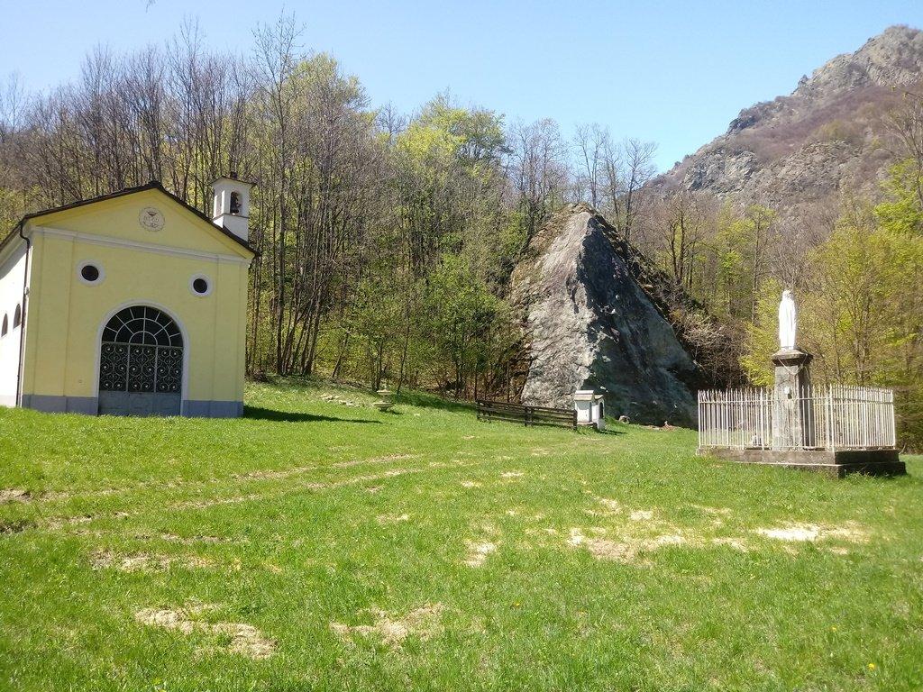 Il Santuario e la Rocca