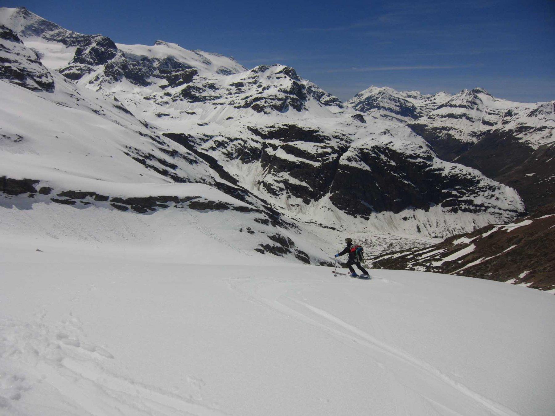 Sempre un bel panorama sulla Haute Maurienne