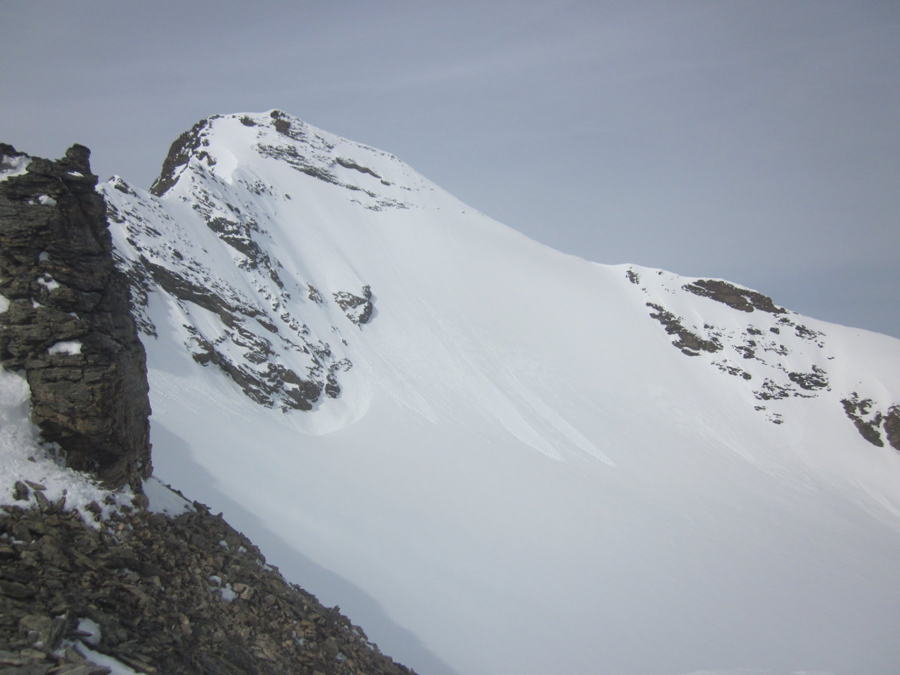 nord grand aiguille rouse