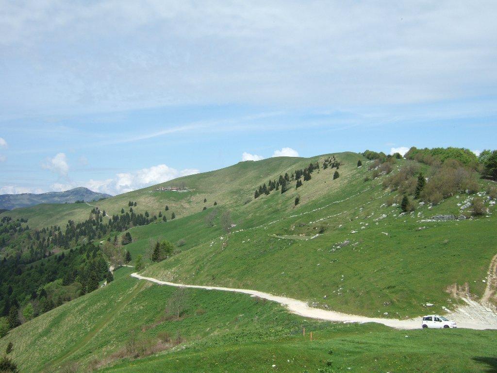 dorsale monte Zogo