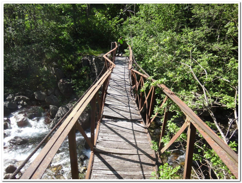 il ponte sullo Strona a Piana di Forno