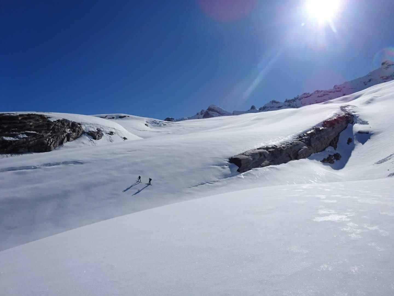 Uomini e ghiacciai