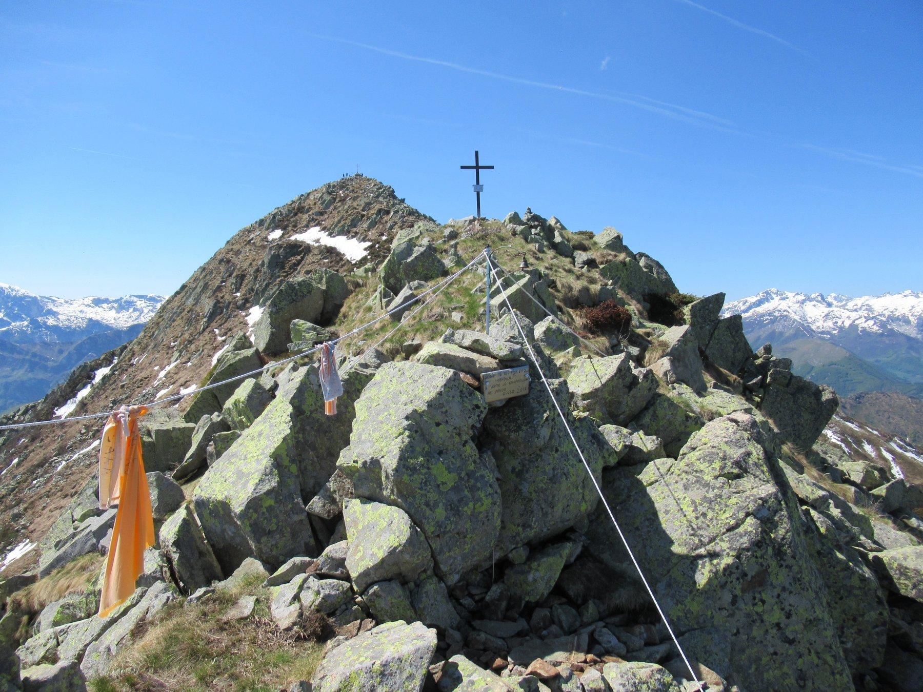 Monte Besimauda Nord (m.2194).