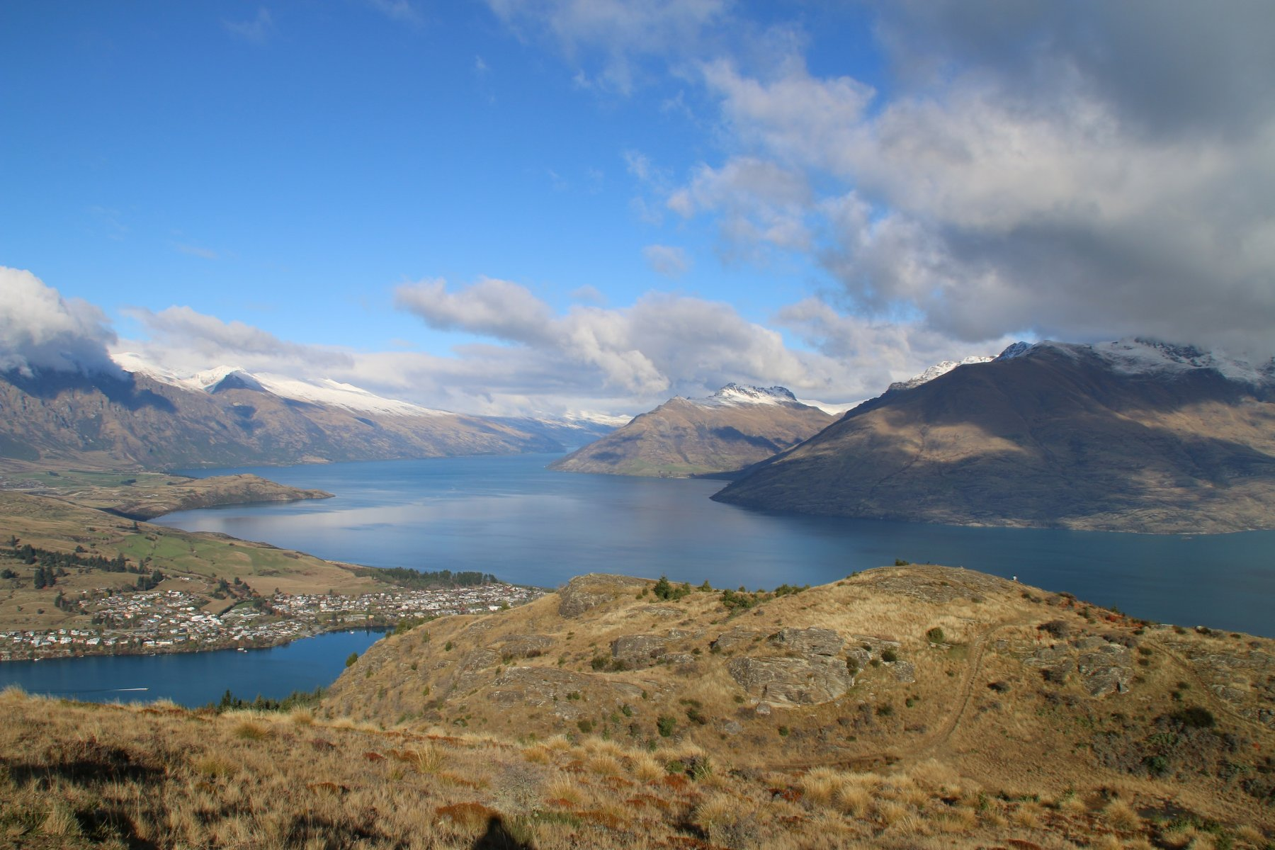Queenstown Hill 2019-06-05