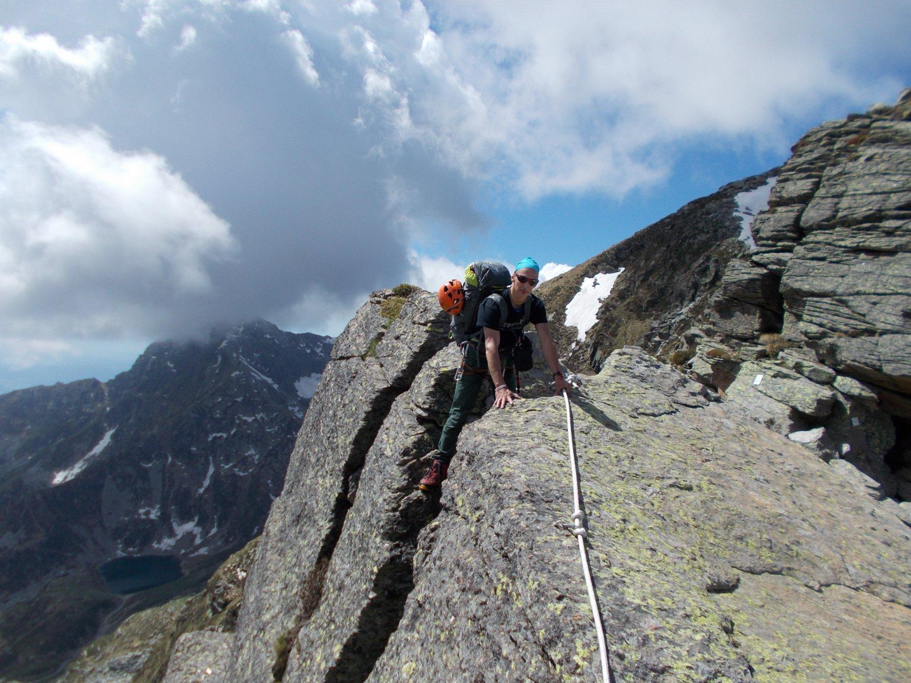 Rosso (Monte) Cresta Nord 2019-06-16
