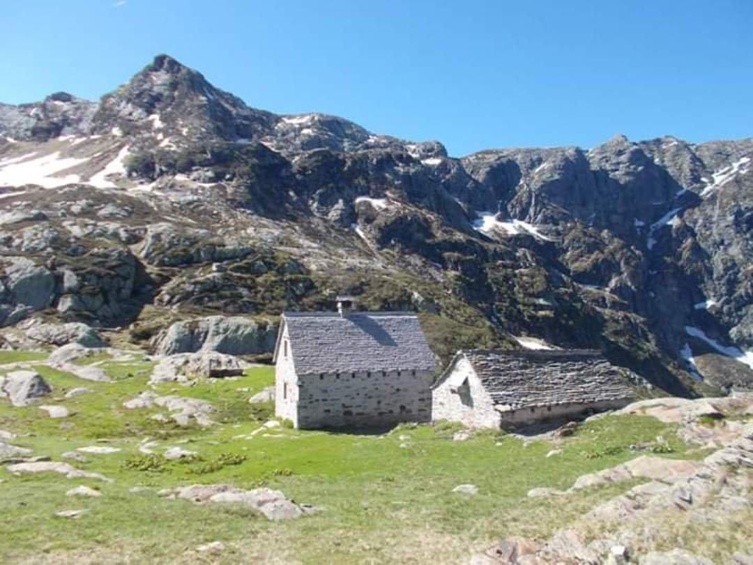 Bivacco Alpe Scaredi