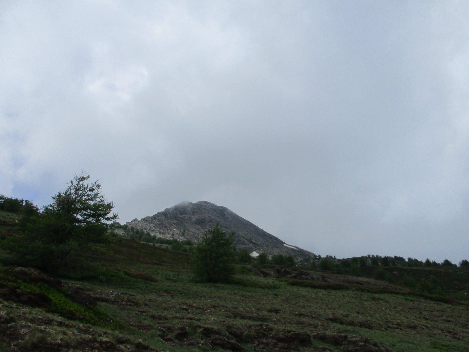 In alto Monte Bertrand