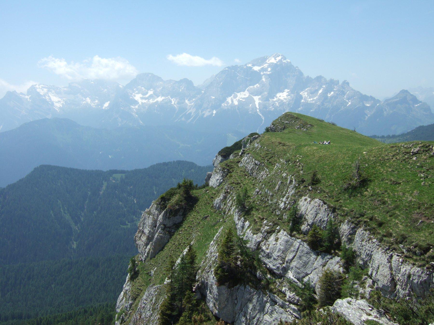 Pena (Monte) dal Passo Staulanza 2019-06-26