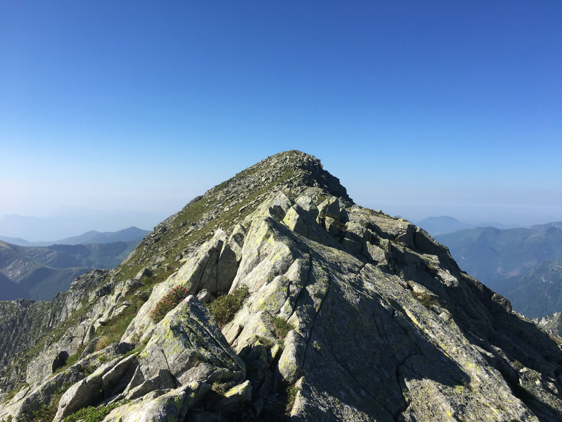 cresta al Boia