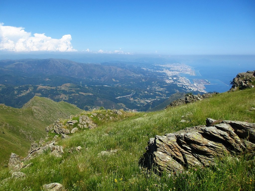 Da Voltri a Genova