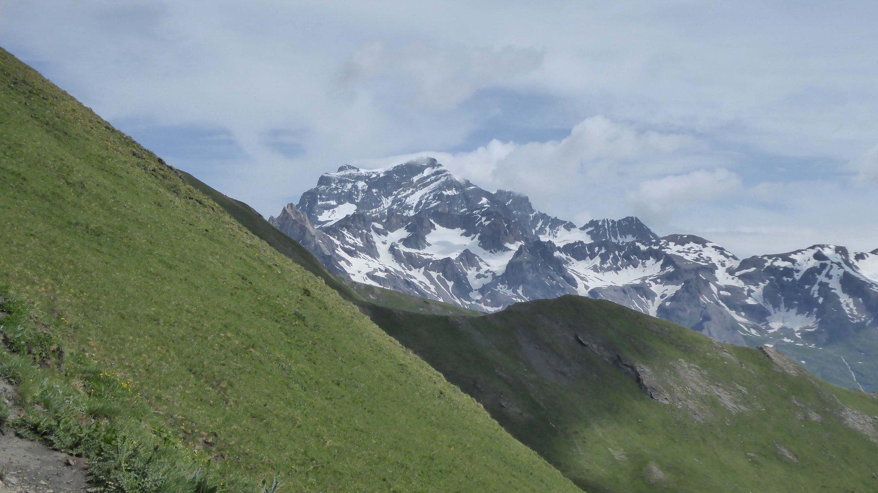 Gran Combin 4314 m.